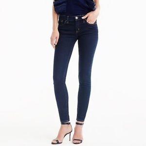 J. Crew Factory Toothpick Jeans Dark Wash 27